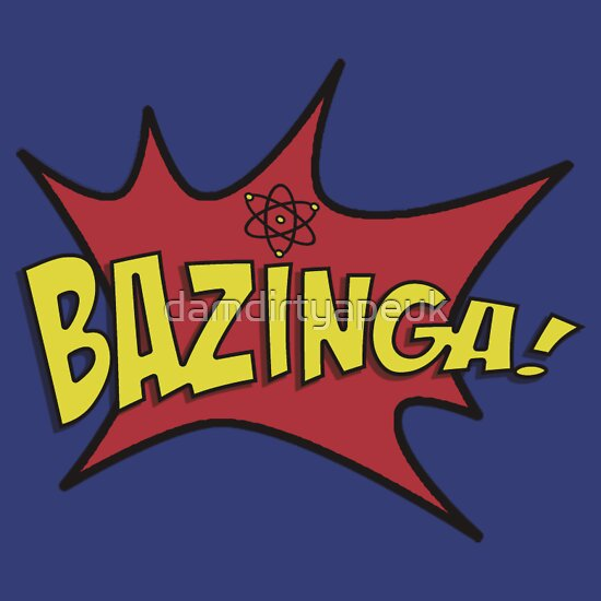TShirtGifter presents: Bazinga! 2