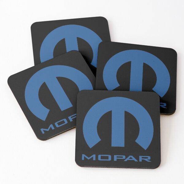 mopar Coasters (Set of 4)