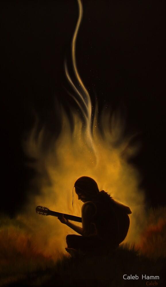 Troubadour by Caleb  Hamm