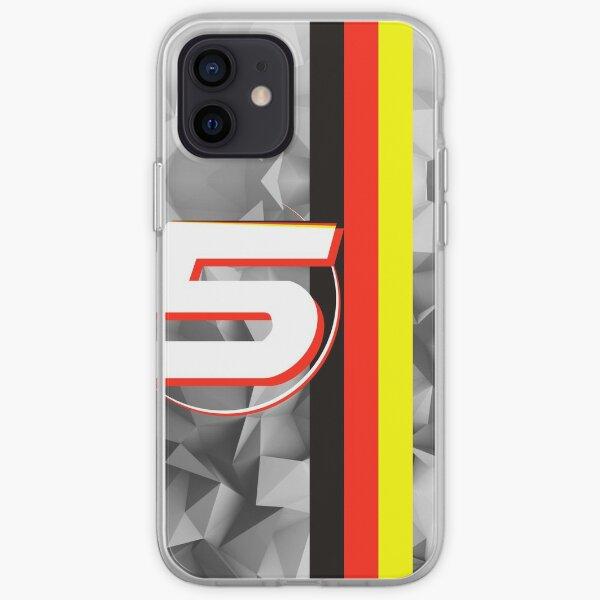 Sebastian Vettel Belgium Special iPhone Soft Case