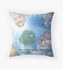 Dank memes. Throw Pillow