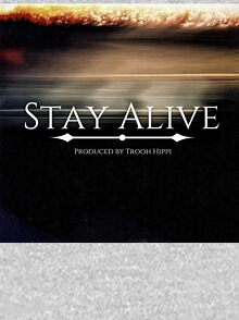 Stay Alive Kids Pullover Hoodie