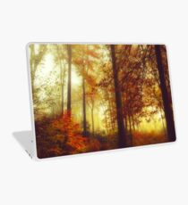 Fall Forest Colours Laptop Skin