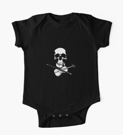 The Pirate Flag of Sherlock Holmes Kids Clothes