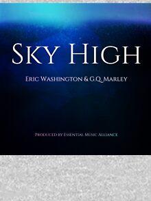 Sky High Kids Pullover Hoodie