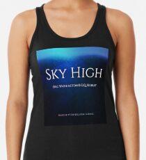 Sky High Racerback Tank Top