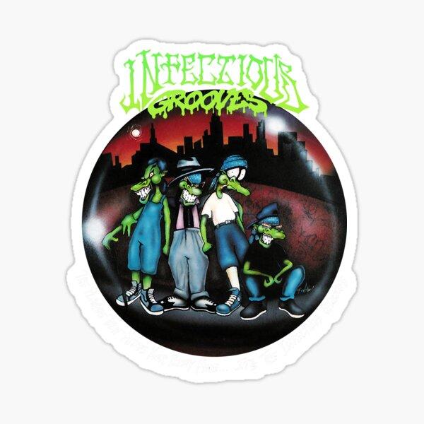 Punk it up Sticker