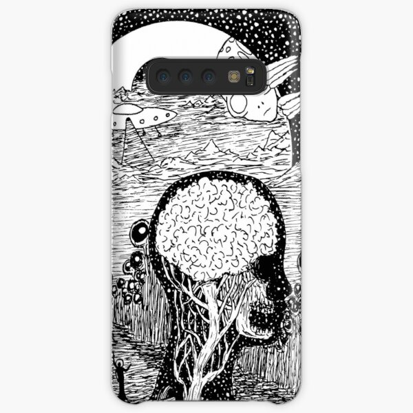 Paradox Moon Samsung Galaxy Snap Case