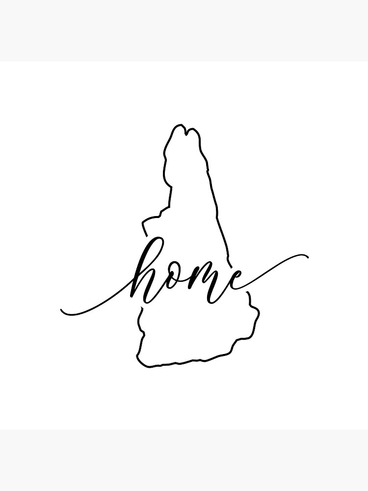 New Hampshire Home by randrgiftshop