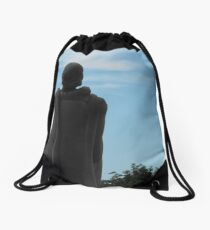 Roger Williams and the State House Drawstring Bag