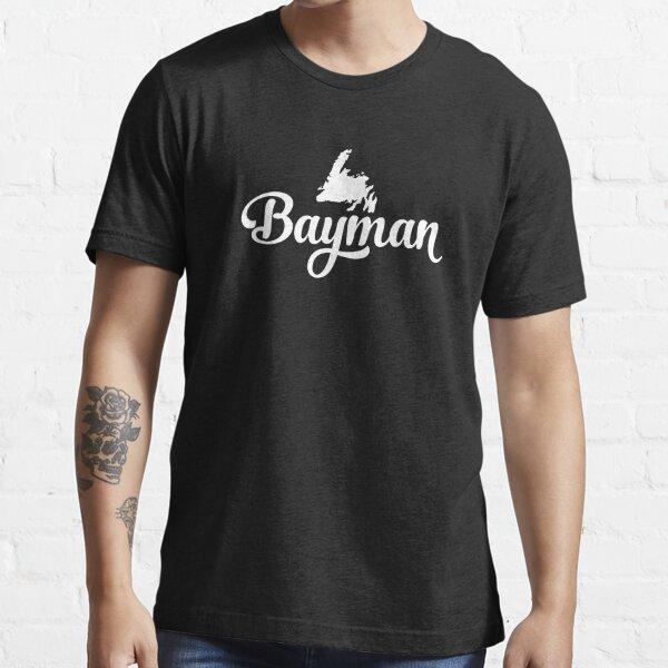 Bayman Design || Newfoundland and Labrador Clothing & Shirts Essential T-Shirt