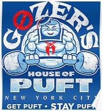 House of Puft Poster