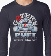 House of Puft Long Sleeve T-Shirt