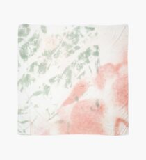 Pea Flower Print Scarf