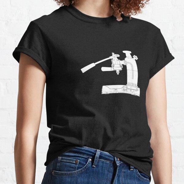 La Pavoni Lever Espresso Machine Camiseta clásica