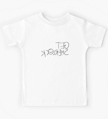 Get Sherl☺ck (Mirror) Kids Clothes