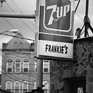 Binghampton, New York - Frankie's Tavern by Frank Romeo