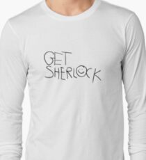 Get Sherl☺ck (Forward) Long Sleeve T-Shirt