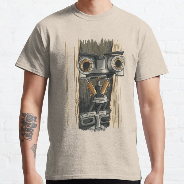 Here's Johnny 5 Classic T-Shirt