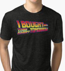 FUTURE SHIRT  Tri-blend T-Shirt