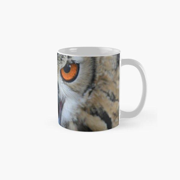 Common Eagle Owl Classic Mug
