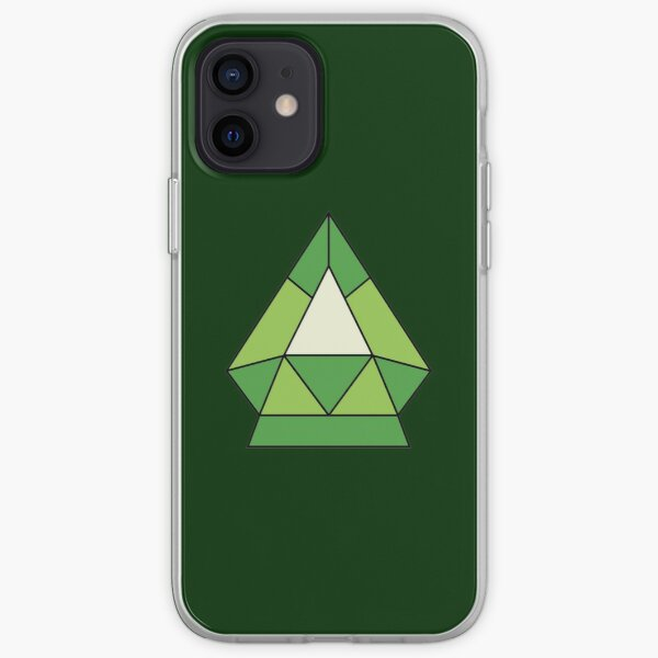By the Magic of the Forest Stone! iPhone Soft Case
