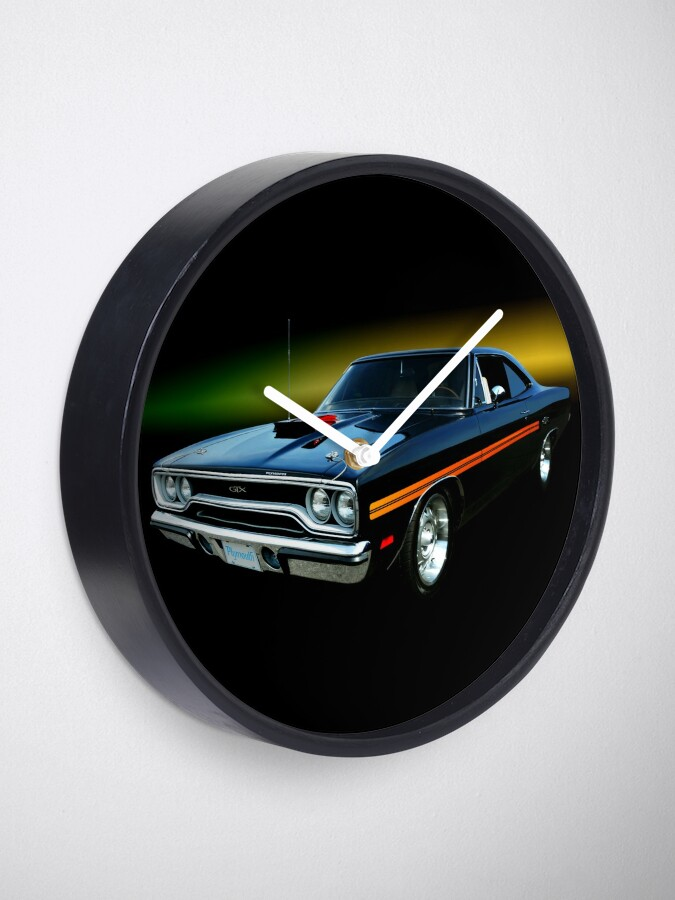 Alternate view of 1970 Plymouth GTX Clock