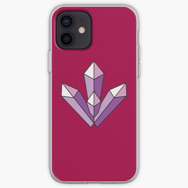 Feel the Power of the Dark Stone! iPhone Soft Case
