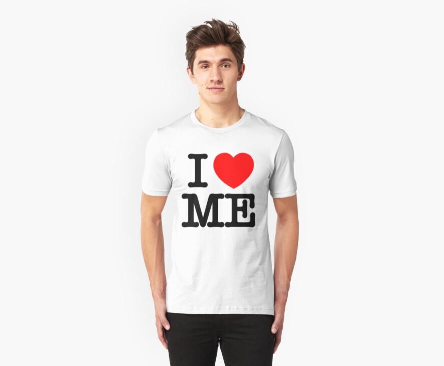 I love me by DesignStrangler