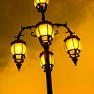 Street Lights by Dave Hare