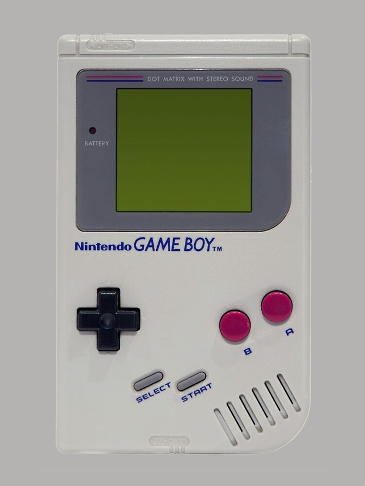 gameboy by nefos