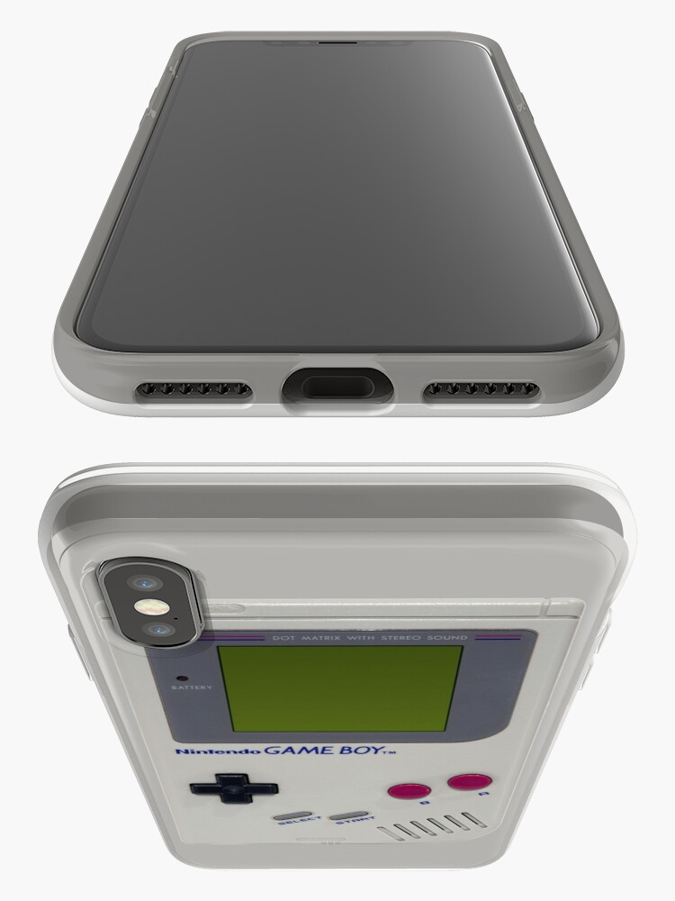 Alternate view of gameboy iPhone Case & Cover