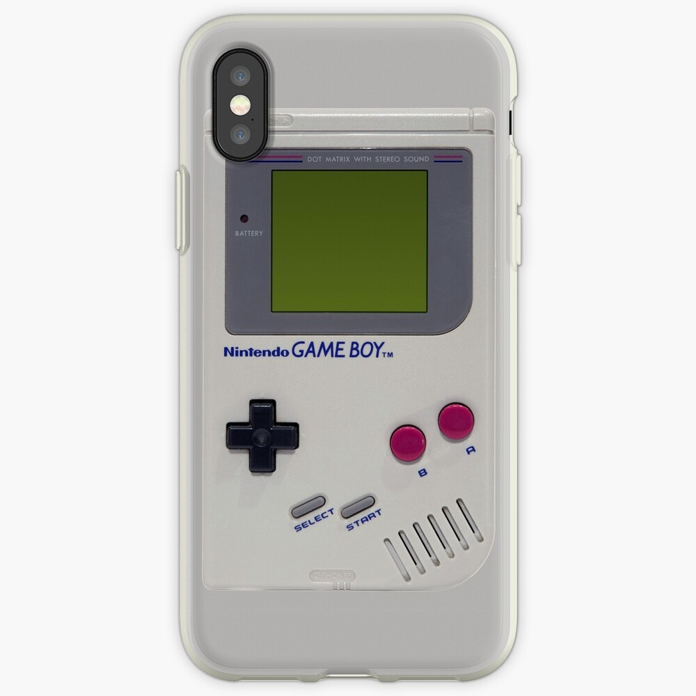 gameboy iPhone Case & Cover