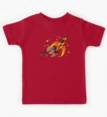 Rocket to Saturn #1 Kids Clothes