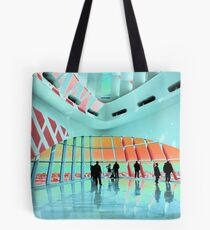 Milwaukee Museum of Art Tote Bag