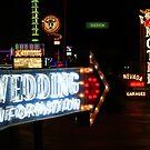 Las Vegas Lights by CallinoisArt