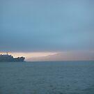Alcatraz - San Francisco by Caroline Pugh