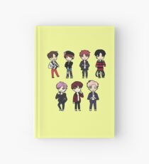 BTS - War of Hormones Hardcover Journal