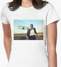 North by Northwest Women's Fitted T-Shirt