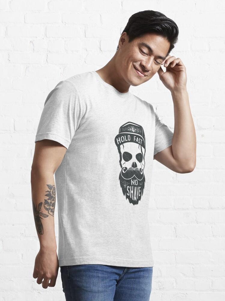 Alternative Ansicht von No Shave Essential T-Shirt