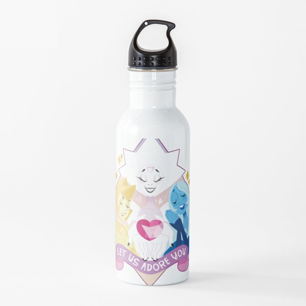 Steven Universe diamonds Water Bottle