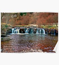 Wain Wath Force - Yorks Dales Poster