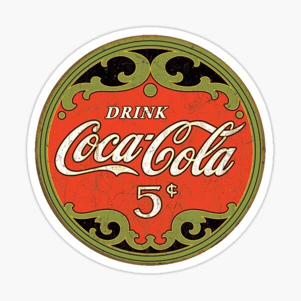 drink coca-cola Sticker
