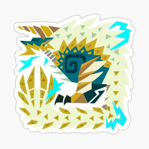 Zinogre Sticker