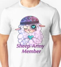Sheep Army Shirt Limited Time Only T-Shirt
