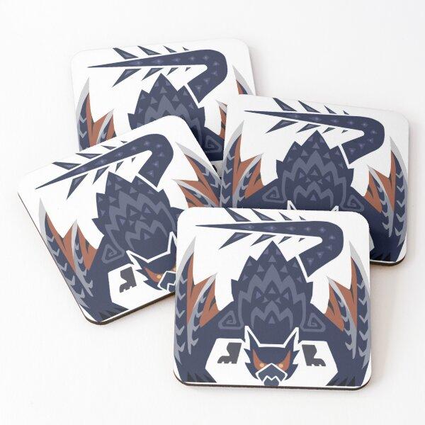 Nargacuga Coasters (Set of 4)
