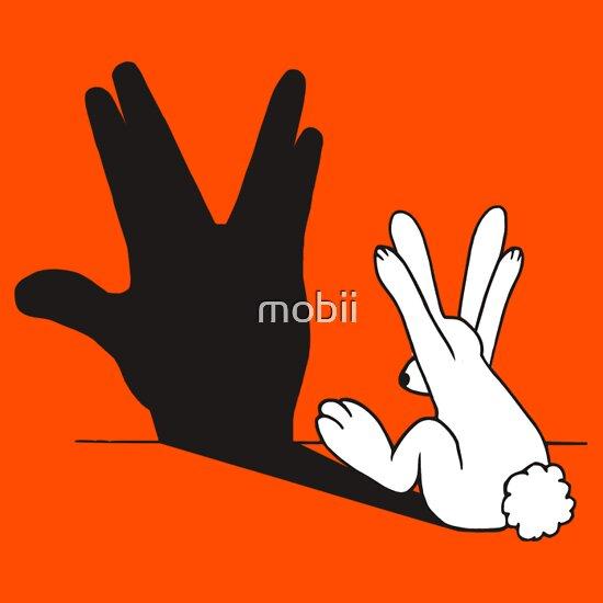 TShirtGifter presents: Rabbit Trek Hand Shadow