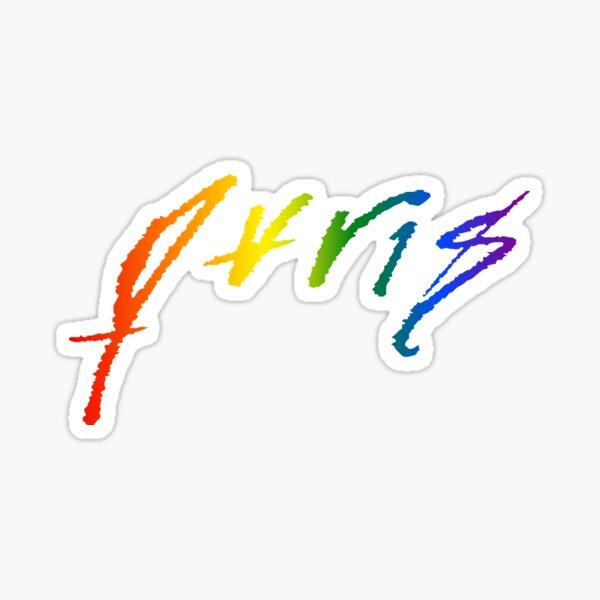 PVRIS new era pride Sticker
