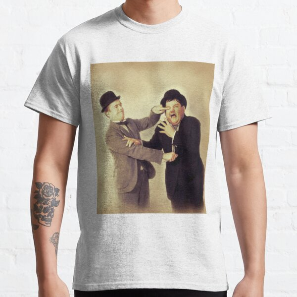 Laurel and Hardy, Hollywood Legends Classic T-Shirt