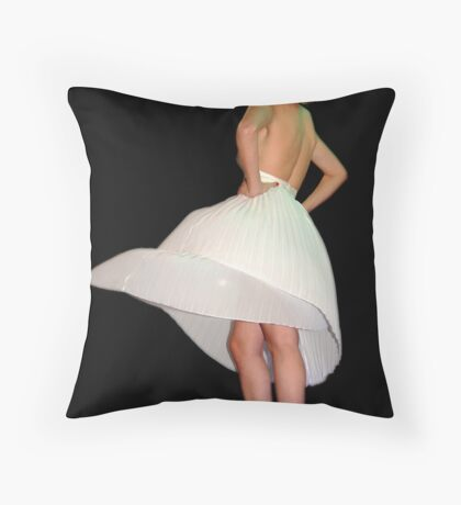 Zoom Experience 2 Throw Pillow